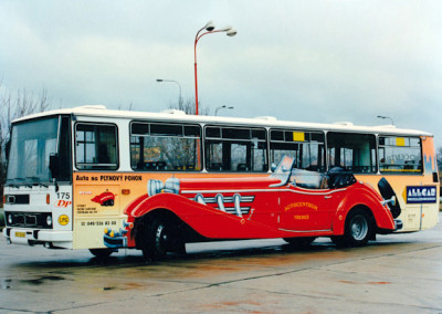 Autobus Alcar