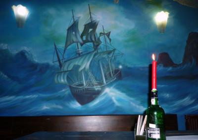 Pirátská hospoda - spolupráce s J. Pirklovou
