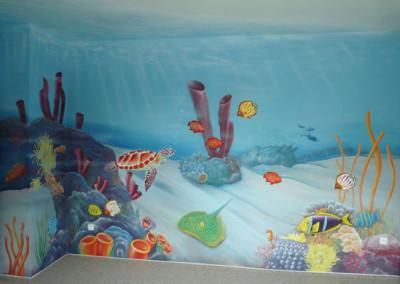 Mořský pokoj - spolupráce s J. Pirklovou