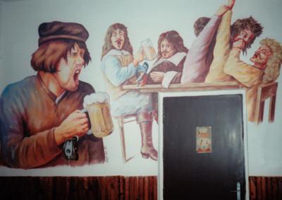 Pijáci v hospodě