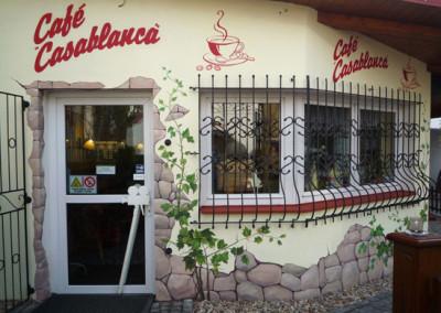 Cafe Casablanca - spolupráce s J. Pirklovou