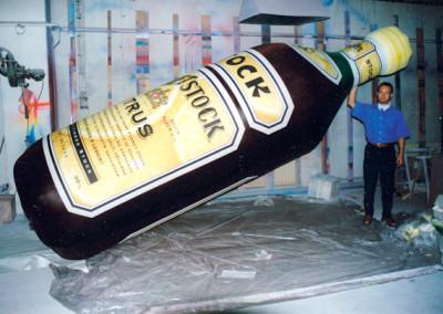 nafukovací lahev Fernet