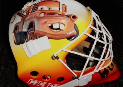 Hokejová maska Burák