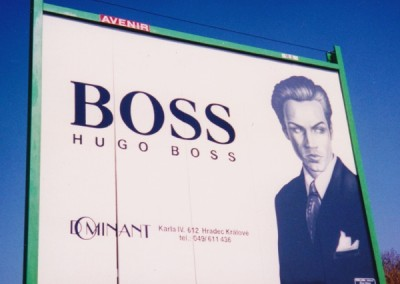 billboard hugo boss