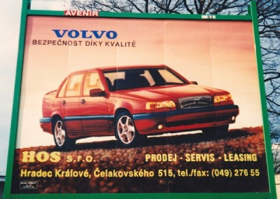 billboard volvo