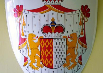 Královský erb
